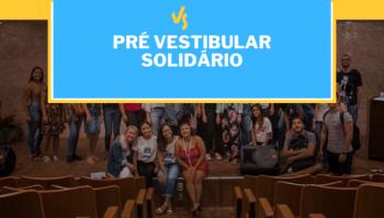 Processo seletivo vestibular solidário 2020.1